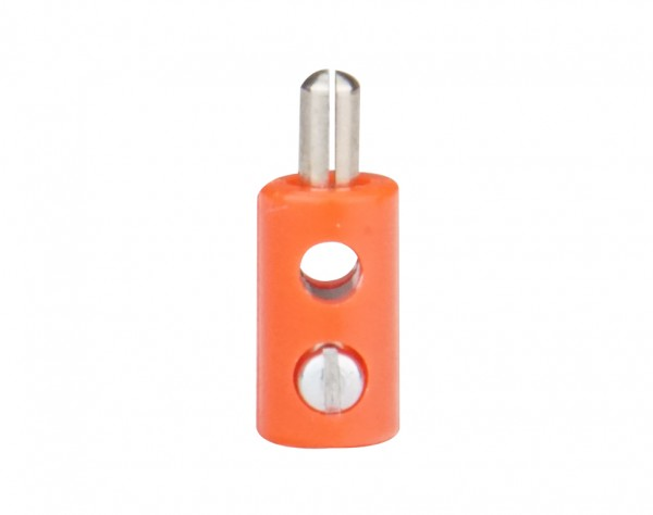 717 - Zwergstecker orange