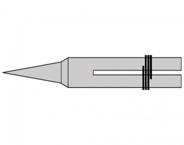 ST80154 - Lötspitze Longlife Premium - Bleistiftform 1,0 mm