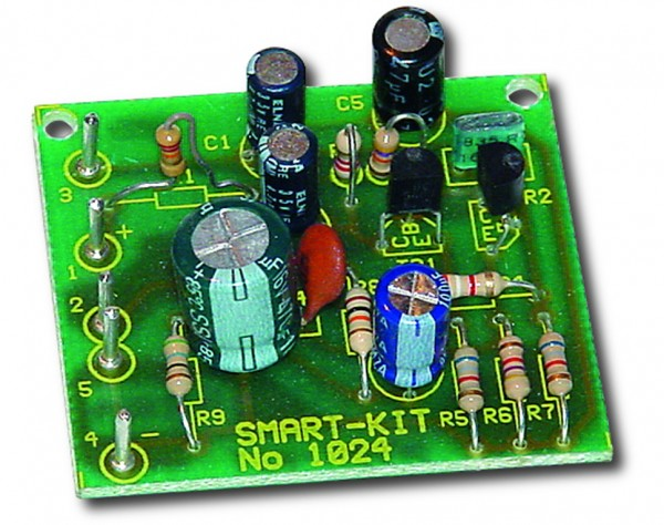 B1024 - Mikrofon Vorverstärker