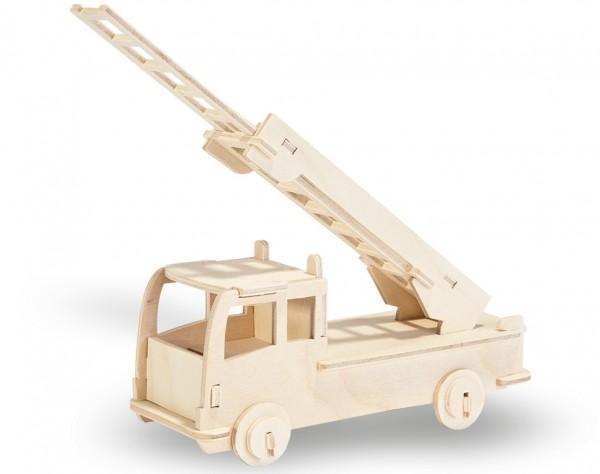M851-2 - Holzbausatz Feuerwehrauto