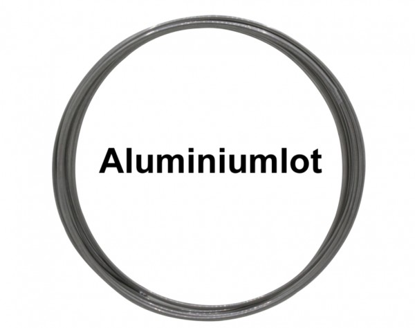 "LZA1 - 1 m ISO-CORE ""AL"" Aluminiumlot (ca. 10,7 g)"