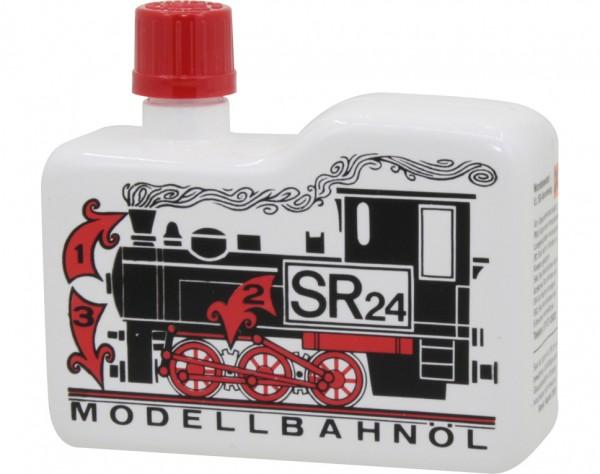 SR-24 - Modellbahnöl 225 ml