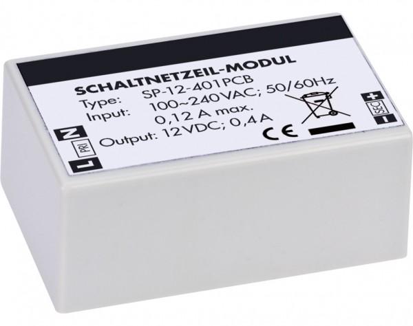 DM401 - Schaltnetzteil Modul 12 VDC - 0,4 A - Platinenmontage