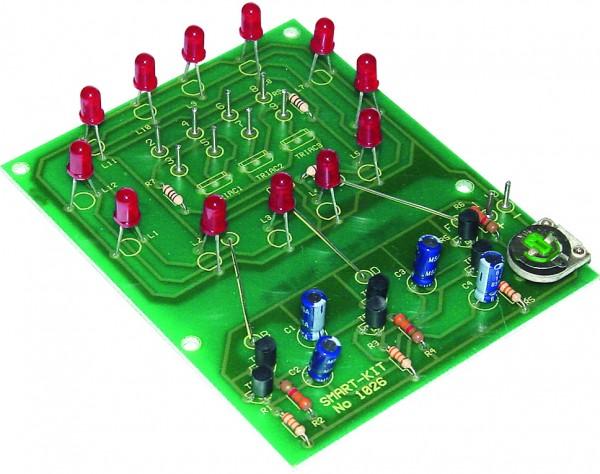 B1026 - 3 Kanal LED Lauflicht 9-15 VDC