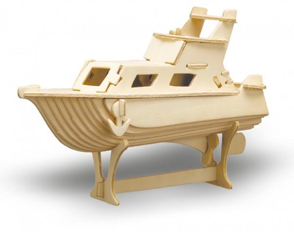 M850-10 - Holzbausatz Jacht