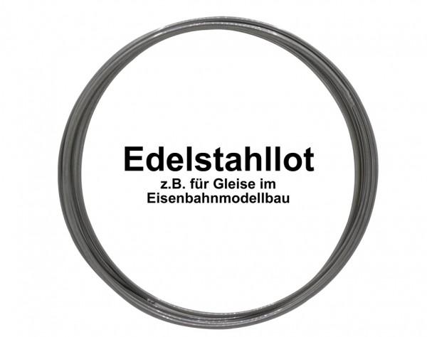 LZVA5 - VA-LOT 1m - Ø1 mm Edelstahllot (ca.5,5g)