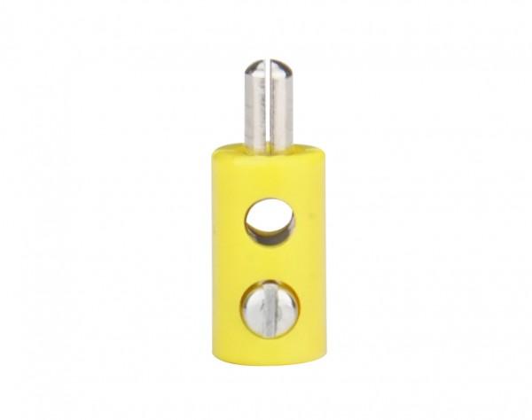 713 - Zwergstecker gelb