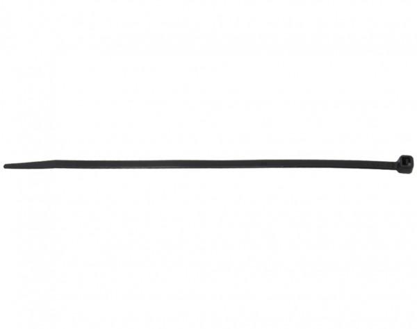 E581 - 100 Kabelbinder 200 mm x 4,8 mm schwarz