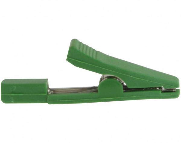 MA14 - Miniatur Abgreifklemme grün
