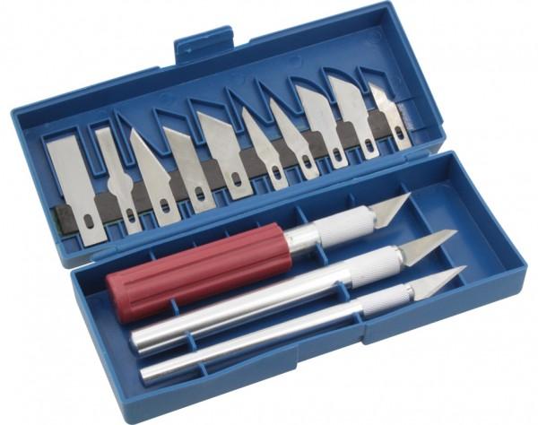 MS13 - Designer Messer Set 13-tlg.