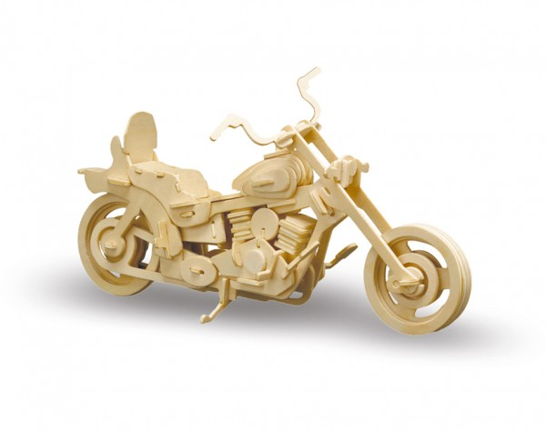 M868-2 - Holzbausatz Harley Davidson