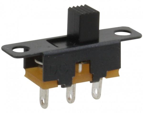 SS1 - Schiebeschalter, ON-ON, 19 mm