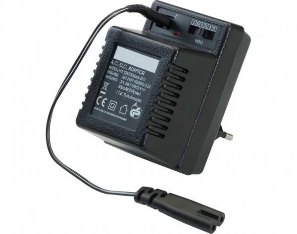 0230 - Stecker Netzteil - 3-12 VDC - 800mA
