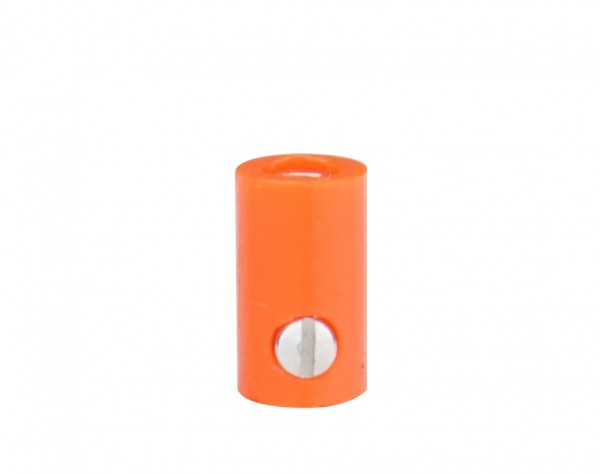 727 - Zwergkupplung orange