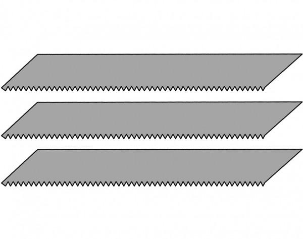 MS03 - 3 Sägeblätter für Designermesser