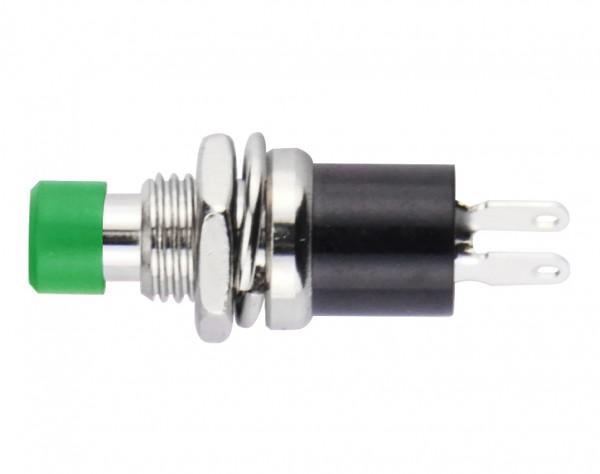 TSS14 - Miniatur Schließer, tastend, OFF-(ON), grün