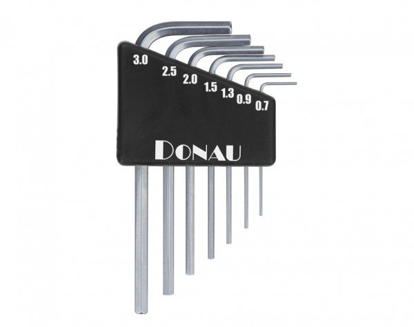 820 - Sechskantschlüssel Set 7-tlg. metrisch