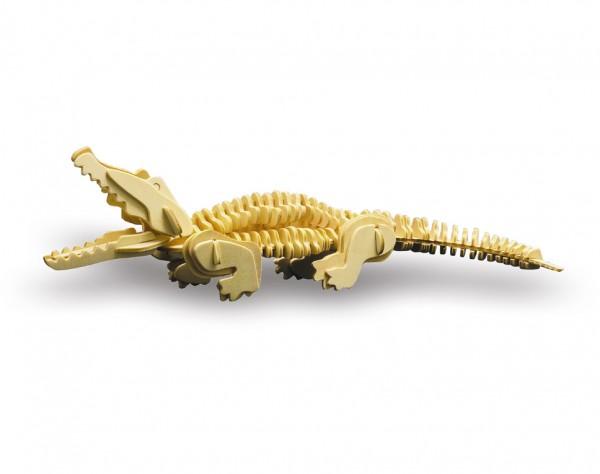 M860-3 - Holzbausatz Krokodil