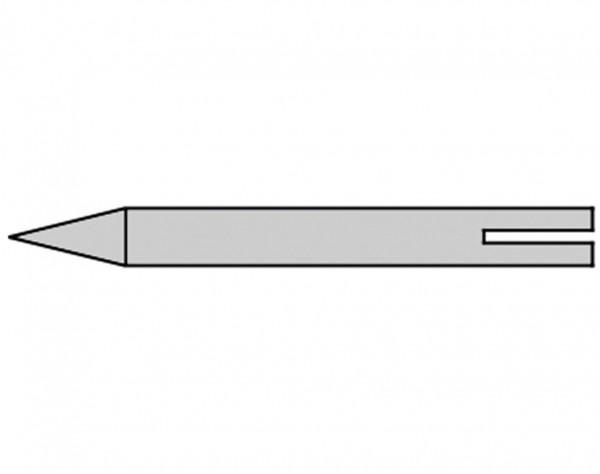 B8-160 - 2 mm Lötspitze - Bleistiftform