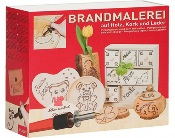 0269 - Brandmal Set