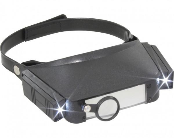 KBL20 - Kopfbandlupe mit Licht