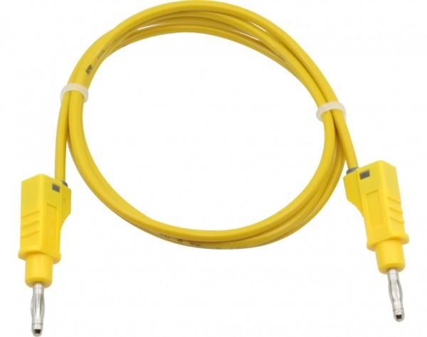 2103 - PVC Messleitung gelb