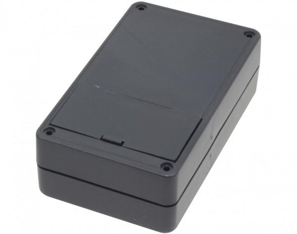G02B - PVC Gehäuse mit Batteriefach für 4 Mignon Batterien