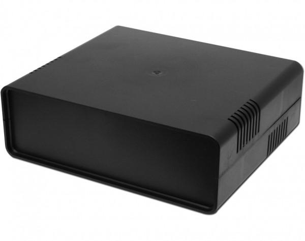 KGB31 - Euro Box groß 205x180x70 schwarz