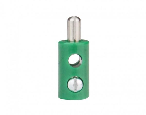 714 - Zwergstecker grün