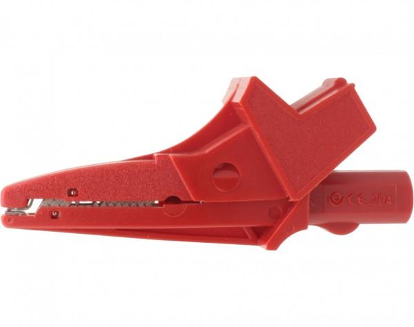 5080 - Sicherheitsabgreifklemme rot