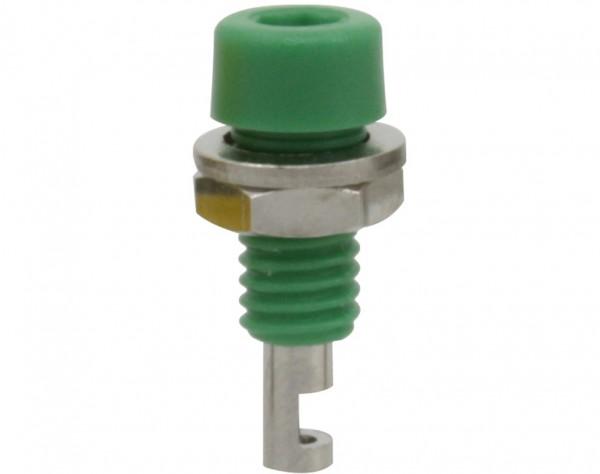 224 - Miniaturbuchse 2mm grün