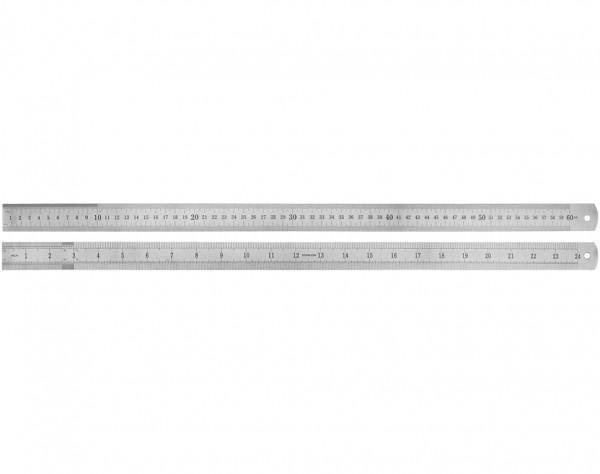 MLS60 - Stahl-Lineal 600 mm
