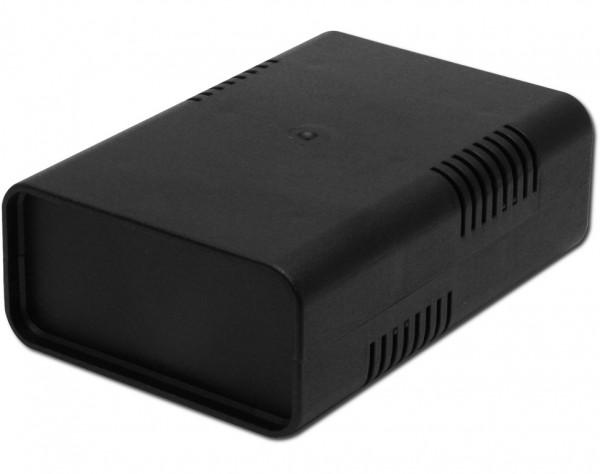 KGB11 - Euro Box klein 95x135x45 schwarz
