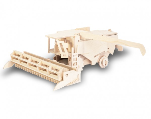 M851-5 - Holzbausatz Mähdrescher