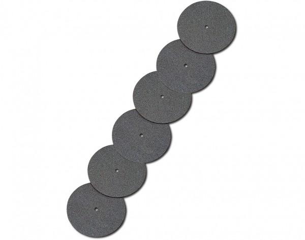 1633 - 6 Trennscheiben Ø 22 mm