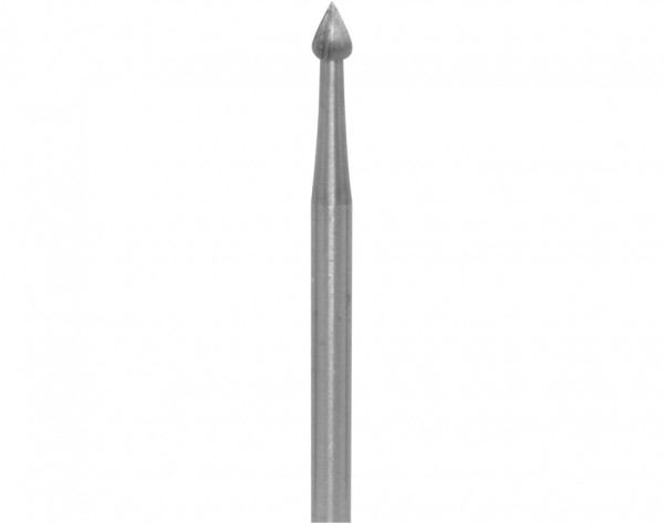 E17015 - Fräser Ø 1,4 mm Flamme