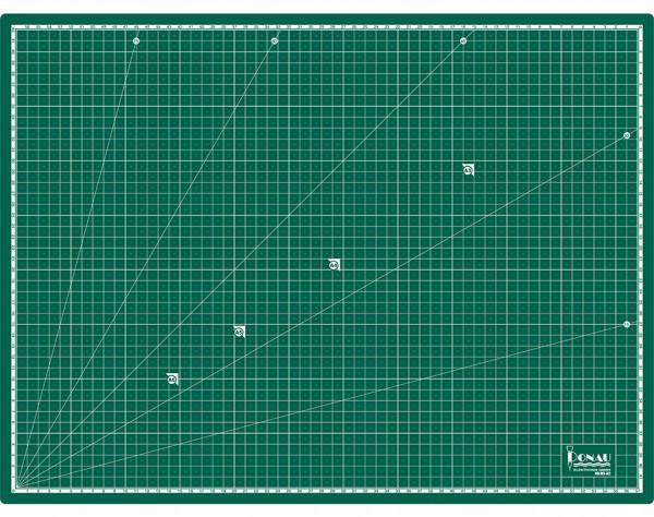 MS-A2 - Selbstheilende Schneidematte A2 (600 x 450 x 3 mm)