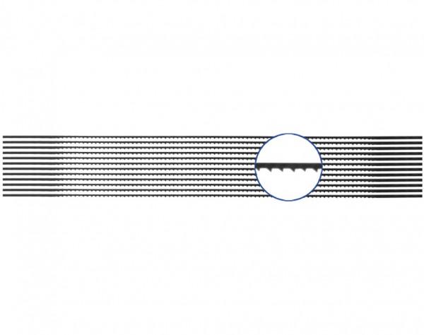 M135 - Laubsägeblätter für Metall 1 x 12 Stück