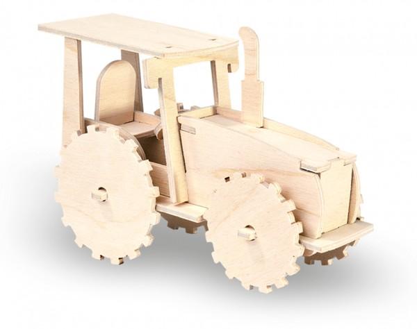 M851-1 - Holzbausatz Traktor