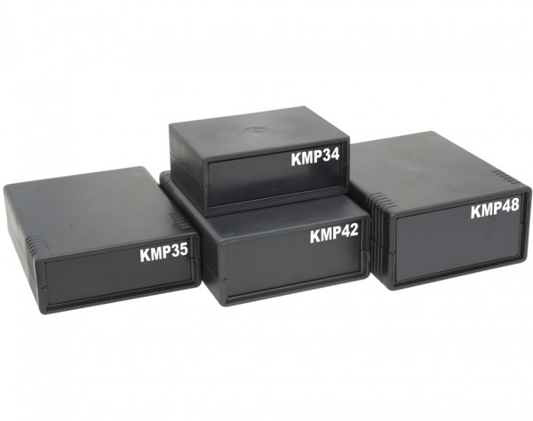 KMP34 - Kunststoff Modul Gehäuse 90x65x35