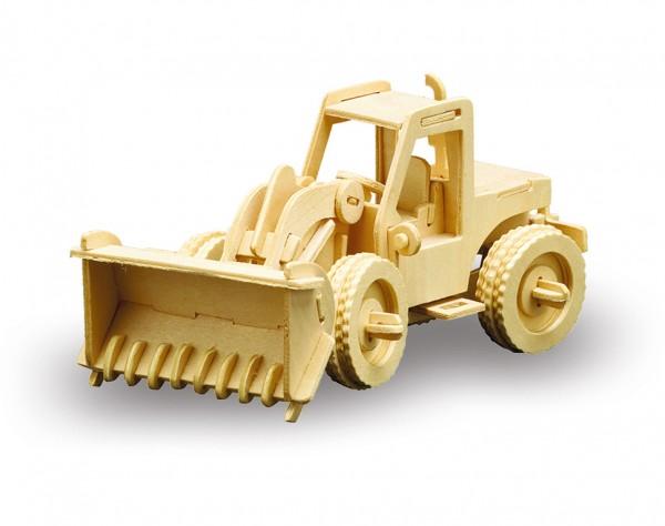 M863-6 - Holzbausatz Radlader