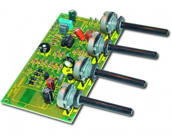B1008 - Frequenzgenerator 25 HZ-25 KHZ