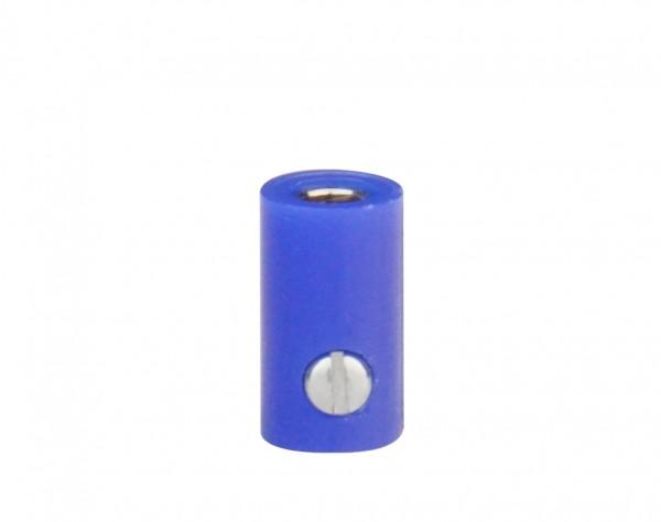 722 - Zwergkupplung blau