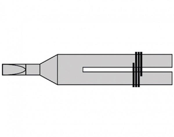 ST80153 - Lötspitze Longlife - Meißelform 2,8 mm