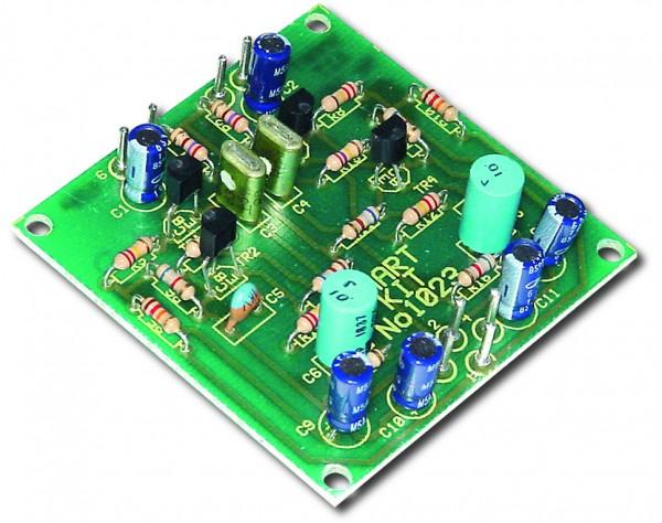 B1023 - Stereo Entzerr Vorverstärker