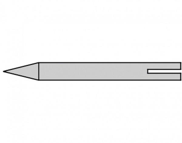 B8-166 - 2 mm Lötspitze Longlife - Bleistiftform