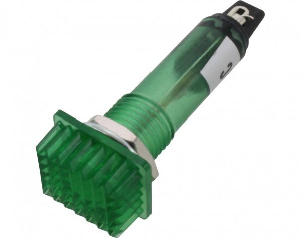 NSL224 - Neon Signalleuchte, grün beleuchtet