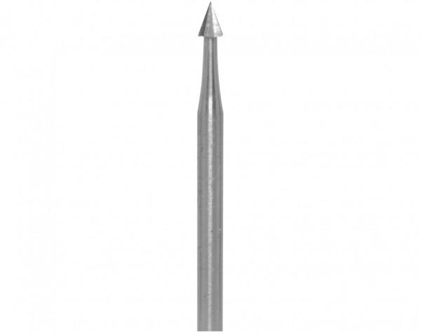E17016 - Fräser Ø 1,0 mm Spitze