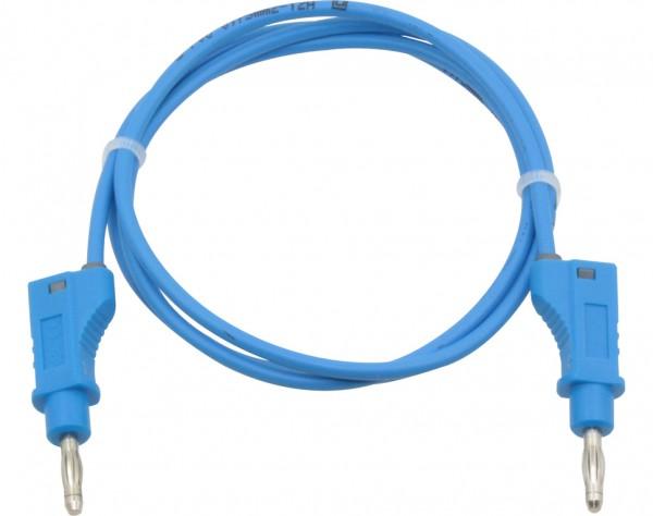 2102 - PVC Messleitung blau
