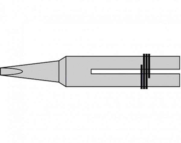 ST80156 - Lötspitze Longlife Premium - Meißelform 2,2 mm